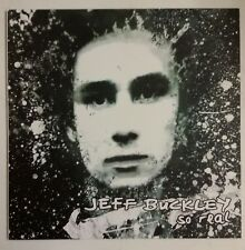 Jeff Buckley So Real LP Live Germany 1995