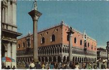Alte Postkarte - Venedig - Dogenpalast