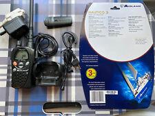 Midland NT3VP 2-Way VHF Marine Radio