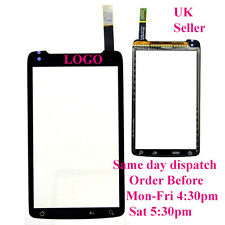 HTC Desire Z a7272 g2 Touchscreen Digitizer Sensor Glasplatte Schwarz + Tools