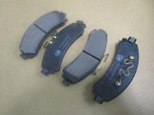 OEM AcDelco Chevrolet Blazer s10 1997-2005 Front Brake Pad Set 93277698