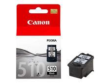 CARTOUCHE CANON NOIR NEUVE PG-510 / 510 PG510 pg-512 511 noire cl-511 512