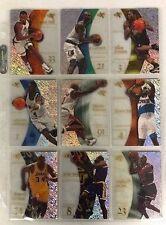 1997/98 E-X2001 Complete 82 Card Basketball Set Tim Duncan Rookie Jordan Kobe !