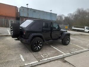 Jeep Wrangler 2.8 CRD Sahara Unlimited 4WD 4dr