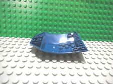 Lego 1 Dark Blue 8x6x2 Inverted Cockpit curved star wars ship airplane NEW