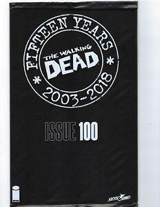 Walking Dead # 100 James Harren Variant Blind Bag Cover NM