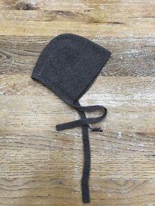 Zara Mini Knittted Bonnet 0-6months