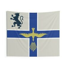 Saints Flag Indoor Wall Tapestry