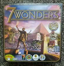 7 Wonders Strategy Board Game *NEW & SAME DAY FREE SHIPPING!