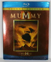 The Mummy Deluxe Edition Blu-Ray Disc