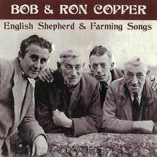 Bob & Ron Copper - English Shepherd & Farming Songs [New CD]