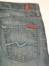 7 For All Mankind Standard Jeans Slim Straight  Sz 28 X 32