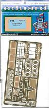 Eduard B-1B Lancer Exterior Photo Etch Details 1/48 857 For Revell Kit ST