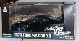 1973 FORD FALCON XB MAD MAX LAST OF THE V8 INTERCEPTORS DIECAST SCALE 1/43 2020