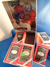 1993 PLAYOFF FOOTBALL - CONTENDERS HOBBY BOX (24) PACKS - SEALED