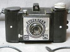 32- APPAREIL PHOTO ARGENTIQUE : SUPERFLEX - MADE IN FRANCE