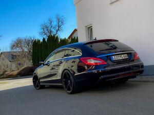 Alufelgen Oxigin 18 Concave Mercedes CLS Shooting Brake Black 9,5x19 NEU