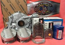 YCP B20 85mm 040 HighComp Pistons + Ring+ Bearing+Oil Pump+Oil Filter Kit Honda