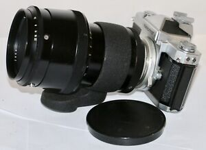 Carl Zeiss Jena 180mm f/2.8 For Leica M and Nikon F