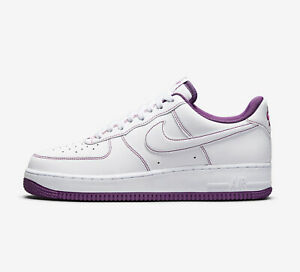"""Nike Air Force 1 Low """"Viotech"""" Mens Trainers Sneakers Multiple Sizes Brand New"""