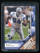2009 Upper Deck Draft Edition Bronze #194 DeMarcus Ware (Cowboys) #'d 106/125