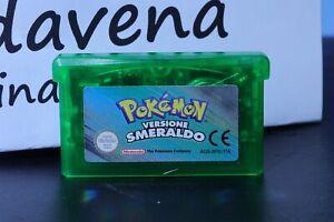 [OCCASIONE ✅] Pokemon Smeraldo ORIGINALE - Batteria Nuova ITA - MINT COME NUOVO