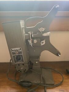 Keystone, Boston, MA 8mm R-37 Movie Projector Vtg Working