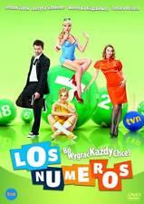 Los Numeros (DVD) 2010 Leslaw Zurek, Tamara Arciuch  POLISH POLSKI