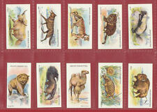 ADKIN  &  SONS - SCARCE  SET OF  50  WILD  ANIMALS  OF  THE  WORLD  CARDS - 1923
