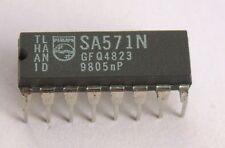 2 PC PHILIPS sa571 sa571n DELAY effetti IC Chip M