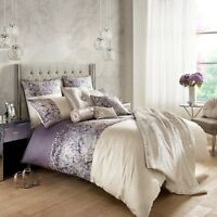 Kylie Minogue Bedding MARISA Mauve / Oyster Duvet / Quilt Cover,Cushion or Throw
