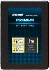 "Inland Premium 1TB SSD 3D QLC NAND SATA 3.0 6GB/s 2.5"" 7mm Internal Solid State"