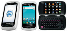 Samsung DoubleTime SGH-I857 (GSM Unlocked) QWERTY Keyboard 3G Phone
