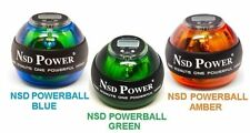 NSD POWERBALL POCKET GYM GOLF CHAMPION GYRO BALL GYROSCOPE