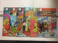 LORDS OF THE ULTRA REALM #1-6, (1986) DC Comics, FREE SHIPPING