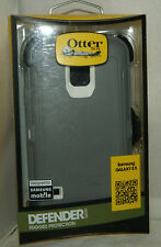 Otterbox Defender Series case & Holster belt clip for Samsung Galaxy S5 Gray