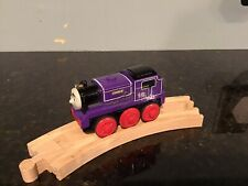 Thomas & Friends Wooden Railway Train MOTORIZED Charlie Engine Battery Operated