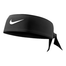 1, 2 or 3 Nike Dri-Fit Head Tie Tennis or Other Sports Hair Tie Headband