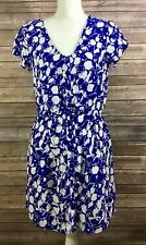 Urban Outfitters Kimchi Blue Womens Button Down Sheath Dress Large Floral 198