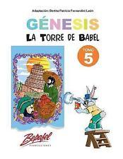 Génesis para Niños: Génesis-La Torre de Babel-Tomo 5 : Cuentos Ilustrados by...