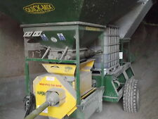 KONGSKILDE CLIP             ROLLER MILL  SAWDUST  CHIP BLOWER CYCLONE PIPES