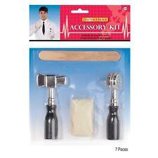 Adults Doctors Toy Set Nurses Hospital Emergency Fancy Dress Up Accessory Kit