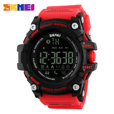 SKMEI Men LED Digital Alarm Sport Watch Military Army Quartz Wristwatch 1227 CA