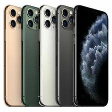 Apple iPhone 11 Pro Max - 64GB 256GB 512GB Unlocked AT&T Verizon T-Mobile Sprint