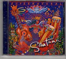 (GT542) Santana, Supernatural - 1999 CD