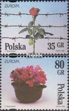 Polen 3533-3534 (compleet.Kwestie.) gestempeld 1995 Vrede en Vrijheid