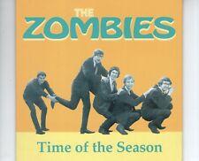 CD THE ZOMBIEStime of the seasonEX  CARDSLEEVE (B2374)