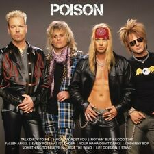 Icon: Poison by Poison (Cd, Mar-2013, Capitol) *New* *Free Shipping*