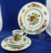 SUMMERDAY by Villeroy & Boch 5 Piece Place Setting Made Germany