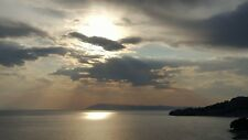 Digital Picture Image Photo Desktop Wallpaper Background Croatia Ocean Sunset